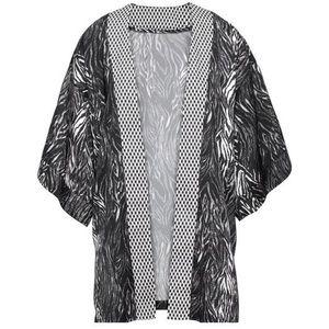 H&M Zebra Print Kimono